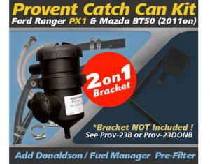 Ford Ranger PX1 2.2L 3.2L / All Mazda BT50 (2011-on) PROV-23
