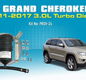 JEEP Grand Cherokee (2011-2017) 3.0L WK Turbo Diesel PROV-24