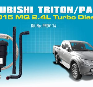 Mitsubishi Triton 2015-on AUTO MQ MR 2.4L Turbo Diesel 4Cyl 4N15 DI DOHC 16V PROV-14