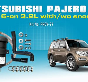Mitsubishi Pajero NX (from late 2016) 3.2L DOHC PROV-27