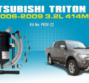 Mitsubishi Triton (2006-09) ML 3.2L Common Rail 4M41T PROV-22