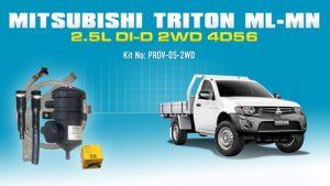 Mitsubishi Triton ML MN 2.5L DI-D 2WD PROV-05