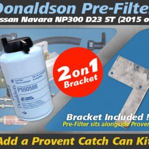 Nissan Navara 2015 2.3L D23 NP300 YD23 17-PF New