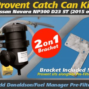 Nissan Navara 2015 D23 NP300 ST 2.3L Incl. Bracket PROV-17B