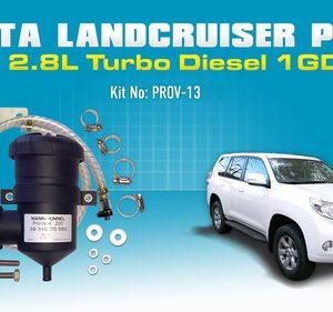 Toyota LC Prado (2015 on) 2.8L 150s 1GD-FTV Diesel -PROV-13