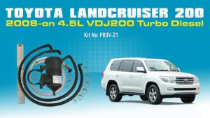 Toyota Landcruiser 2008-on 4.5L VDJ 200s T-Diesel PROV-21
