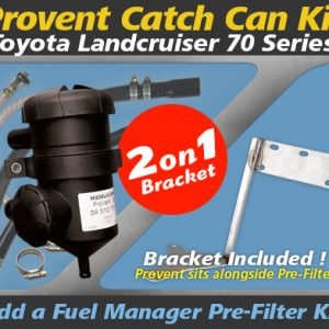 Toyota Landcruiser 70 Series 2007-on PROV-30B