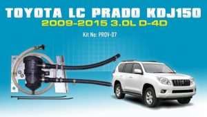 Toyota Prado (2009-2015) 3.0L KDJ150 155R PROV-07