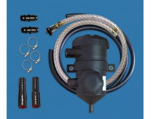 """Universal ProVent Oil Catch Can Kit 16mm for Engs. with 16mm (5/8"""") O.D PROV-04"""