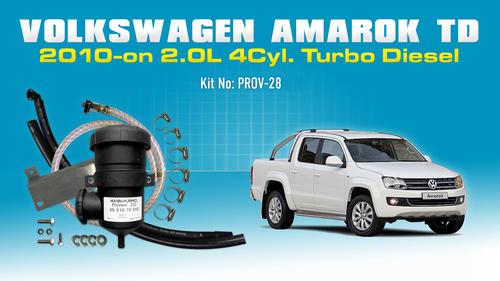 Volkswagen Amarok 2010-on 2.0L Turbo Diesel BITDI OS-PROV-28