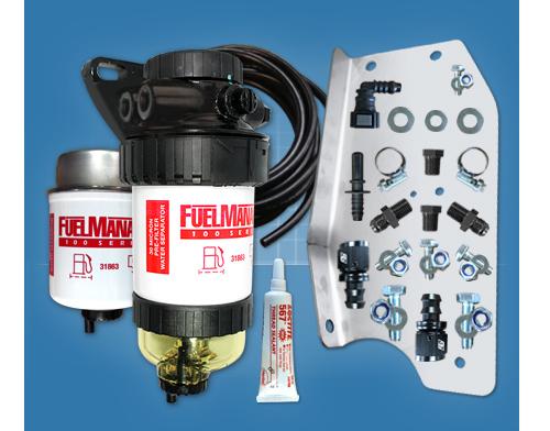 FM603DPK KIT CONTENTS