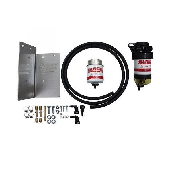 FM608DPK kit contents