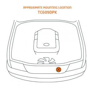 TC609DPK-mounting-location