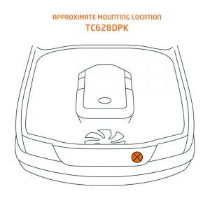 TC628DPK mounting location