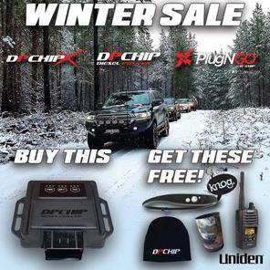 Plug in Power Winter Sale